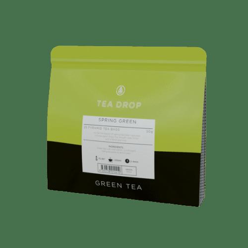 spring green tea sydney wollongong brisbane goldcoast tea drop speciality tea