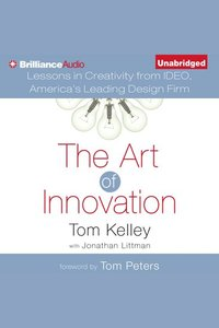 Read The Art of Innovation by Tom Kelley online