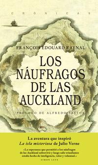 Los Náufragos de las Auckland, de François Édouard Raynal