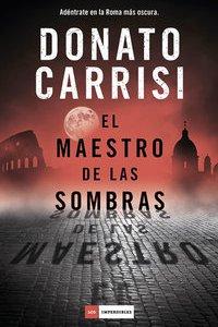 El Maestro de las Sombras, de Donato Carrisi