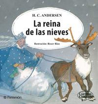 La reina de las nieves de Hans Christian Andersen