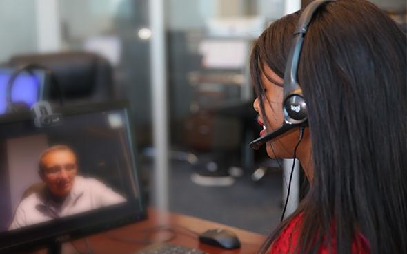 Virtual Role customer service