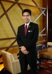 Dr Mohd Shahreen Zainooreen Madros, CEO of MATRADE