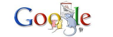 Google china year of the rat