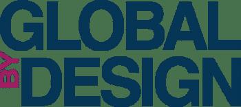 Global by Design logo