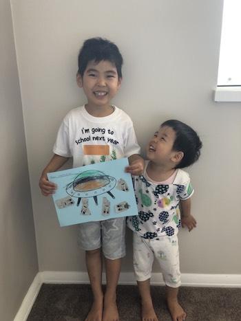 【酒井のオーストラリアライフ】Toshi's big day- Transition to kindergarten session in Australia / オーストラリアの幼稚園