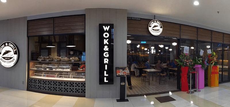 Sedap Corner Wok & Grill
