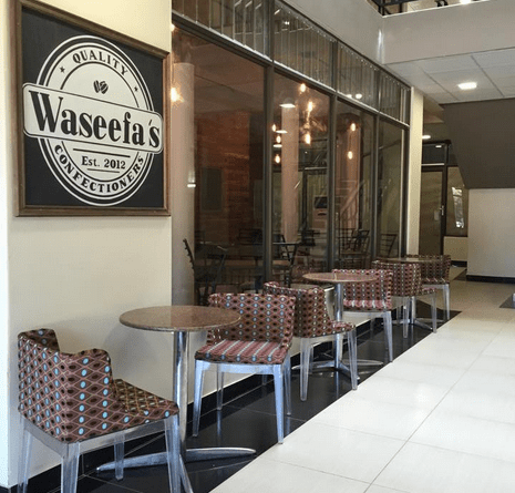 Waseefas the pastry cafe