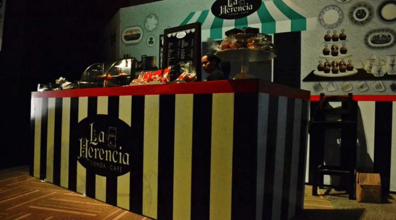la herencia tienda cafe
