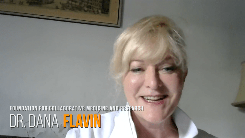 The Cure for Cancer?  Dr. Dana Flavin