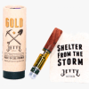 Buy Jetty Gold Super High THC Vape Cartridges