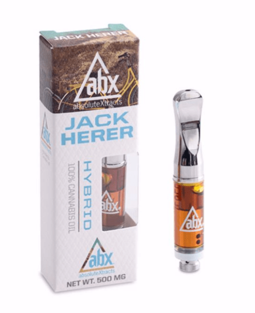 Buy Jack Herer CO2 Vape Oil Cartridges Online