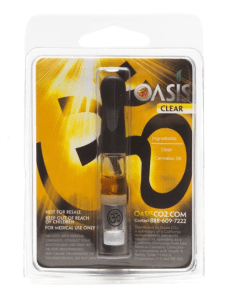 Buy Oasis Clear CO2 Jack Herer Cartridge
