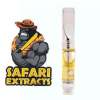 Safari Extracts Vape Oil Cartridge