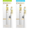 DIME Disposable Vape Pen and Cartridge Set 95% THC