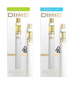 Buy DIME Disposable Vape Pen and Cartridge Set 95% THC Online