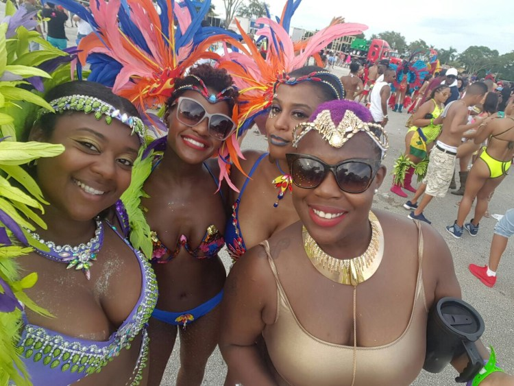 Friends, Miami Carnival