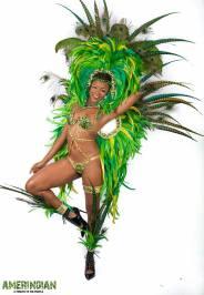 Amerindian - Insane Carnival 2016