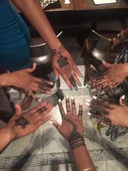 Henna in Bangkok