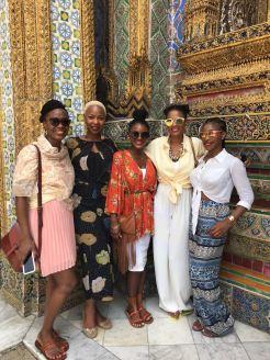 Family s at Grand Palace