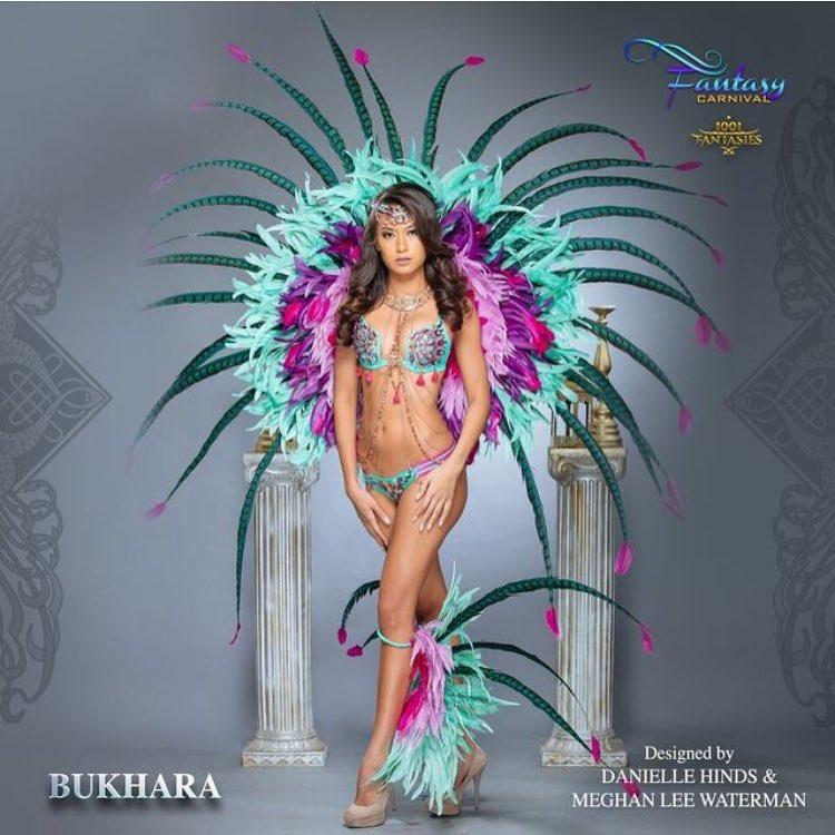 Bukhara Fantasy Carnival 2017