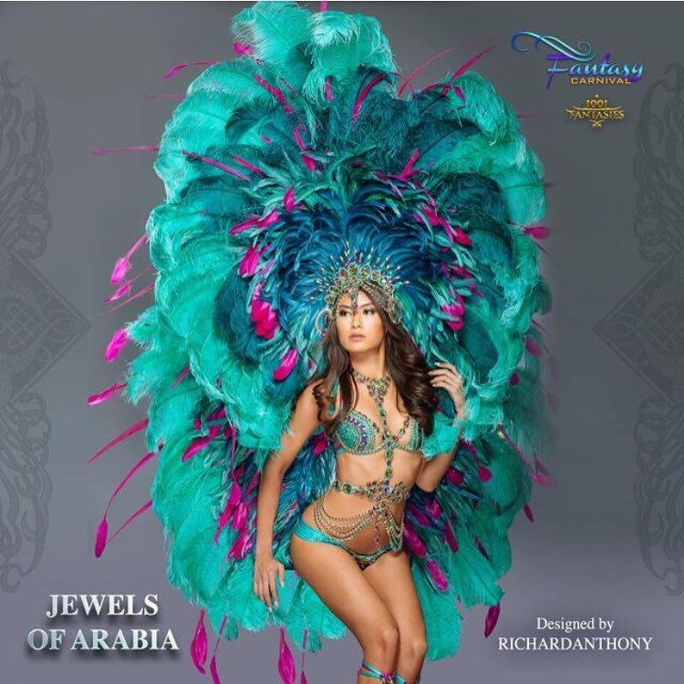 Jewels of Arabia Fantasy Carnival 2017