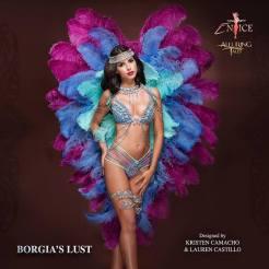 Borgia's Lust Entice Carnival 2017