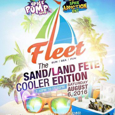 Spice Pump Fleet Cooler Edition Grenada Carnival
