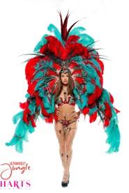 Wisteria-Harts Carnival 2017