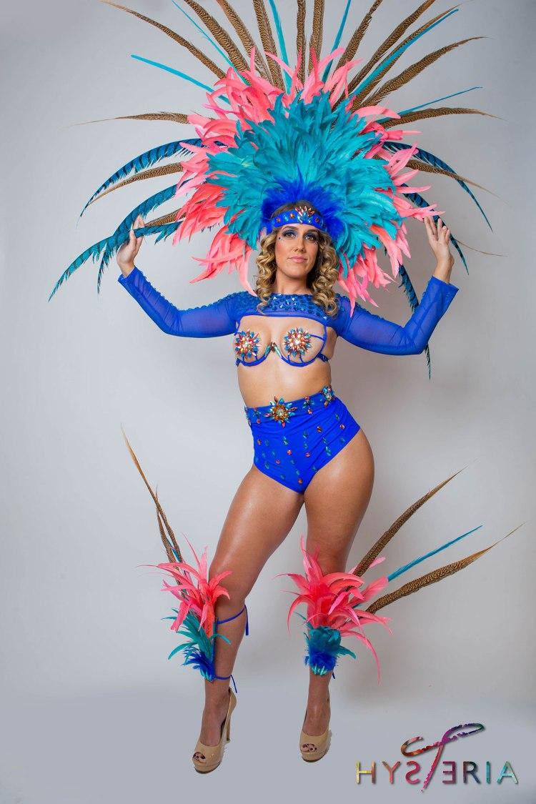 Hysteria Mas Dominica Carnival 2017 Bouyon