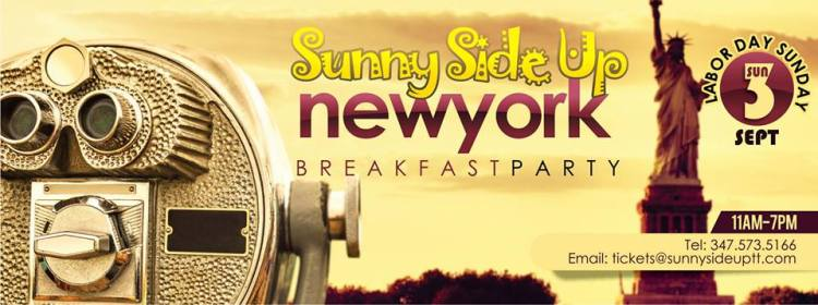 Sunny Side Up 2017 Labor Day Weekend