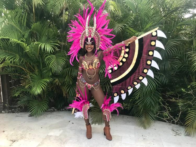Miami Carnival 2017 - Revel Nation Costume