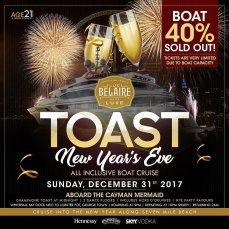 tOAST nye Cayman 2018
