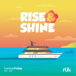 Rise and shine Trinidad Carnival 2018