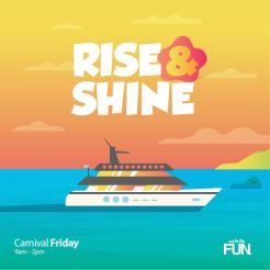 Rise and shine Trinidad Carnival 2018