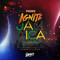 Jamaica Carnival 2018 Party - Tribe Ignite