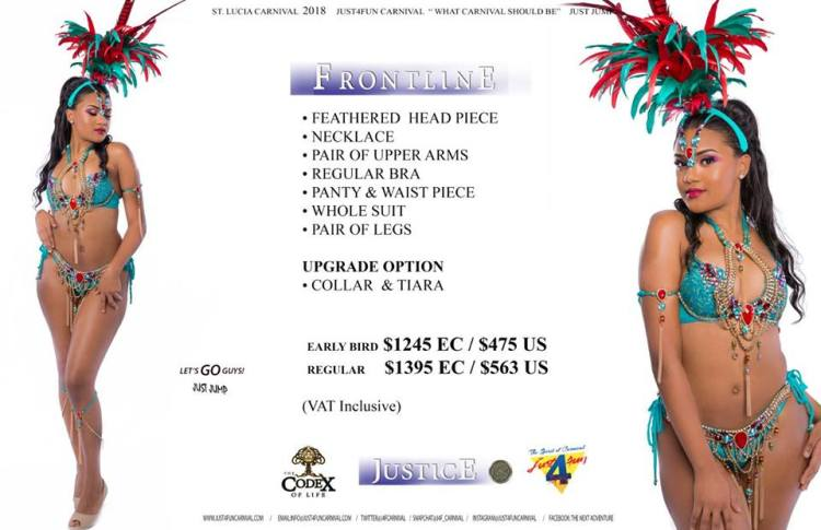 Just4Fun Carnival Band Prices_Frontline