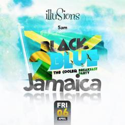 Black 2 Blue Jamaica Carnival 2018