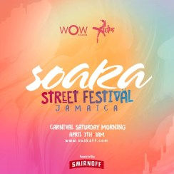Soaka Street Festival Jamaica Carnival 2018