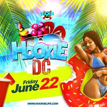Hookie 2018 Pool party