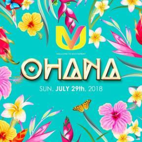 UV Vibe Ohana 2018
