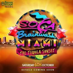 Soca Brainwash Miami Carnival 2018
