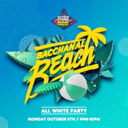 Bacchanal Beach Miami Carnival