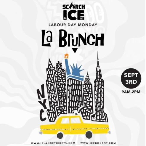 La Brunch Scorch NYC 2018