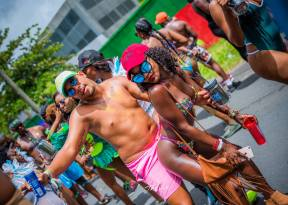 St Lucia Carnival Day 2