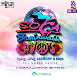 Soca Brainwash Trinidad Carnival 2019