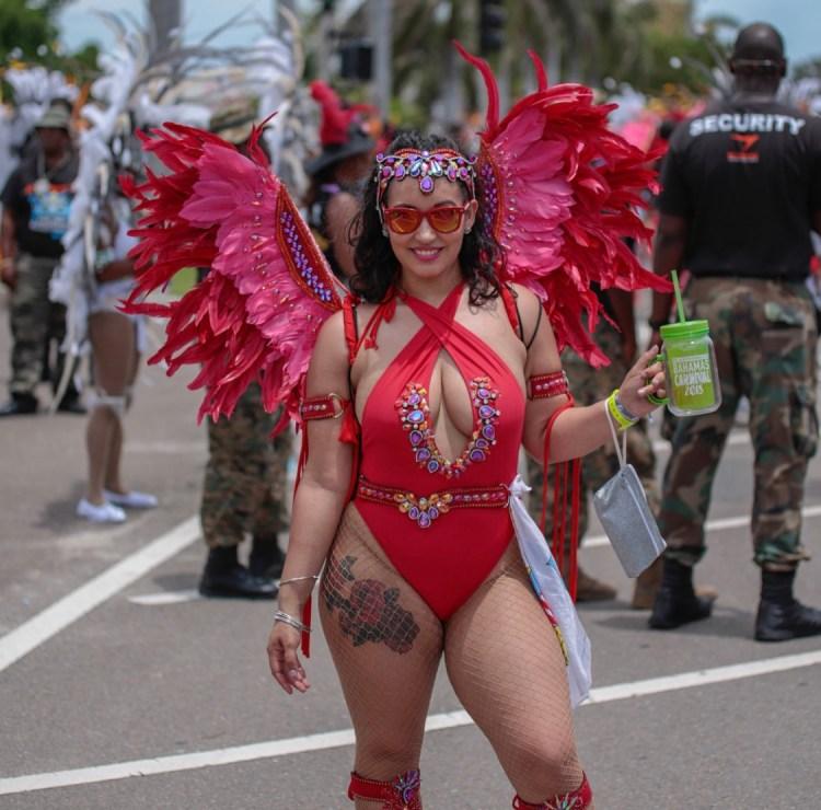 Bahamas Carnival 2018 - Bahamas Masqueraders