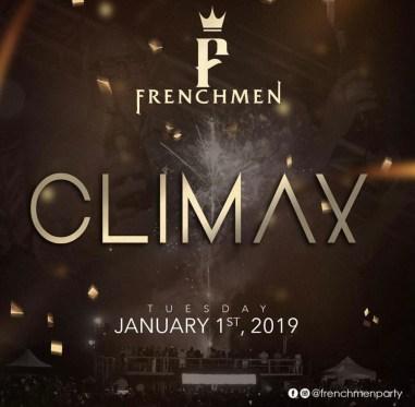 Frenchmen Climax 2019