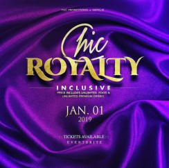Chic Royalty NYE 2019
