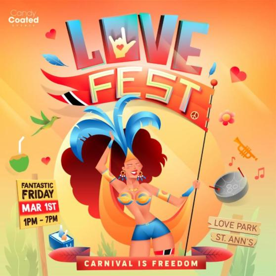 Love Fest dark